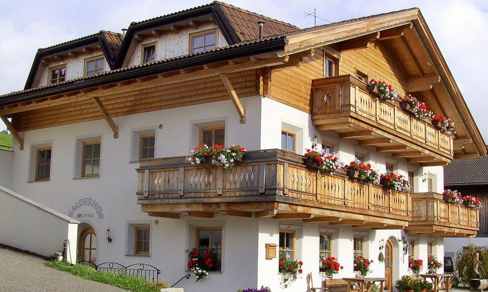 Idyllisches Ferienhaus im Pustertal