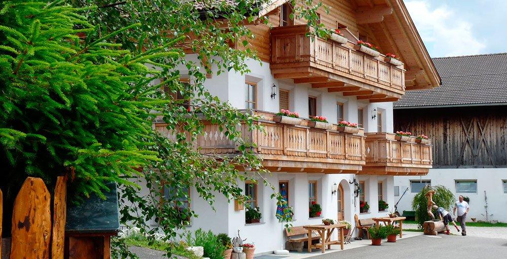 Ferienwohnung in Meransen - Immer einen Besuch wert