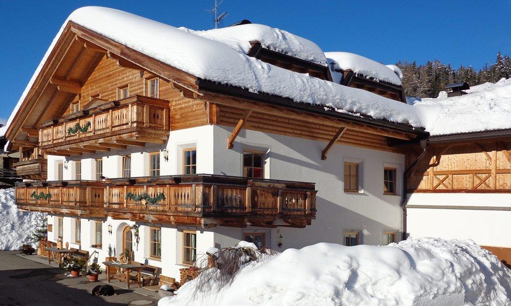 Il Walderhof come alloggio ideale per una vacanza sugli sci