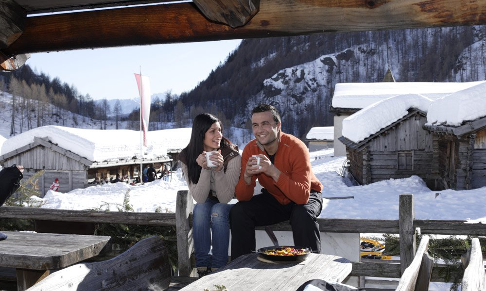 Weitere Skigebiete für den Skiurlaub in Südtirol