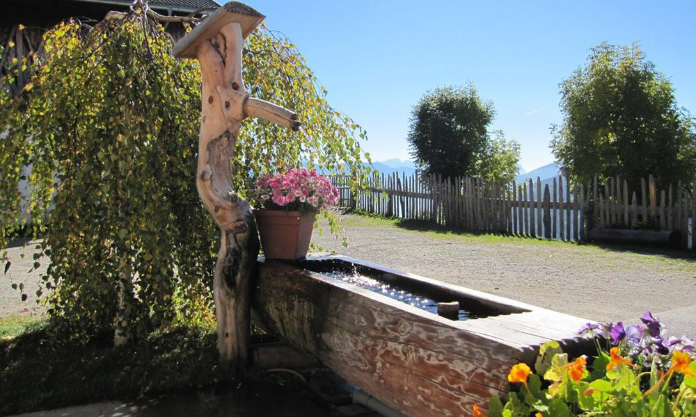 Genießen Sie die Aussicht auf Südtirol bei Ihrem Bauernhofurlaub
