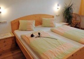 Ferienwohnung für 2 Personen - Schlafzimmer