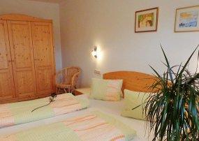 Ferienwohnung für 2 Personen - Bett