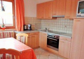 Ferienwohnung für 4 Personen - Küche