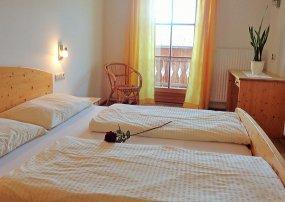 Ferienwohnung für 4 Personen - Schlafzimmer