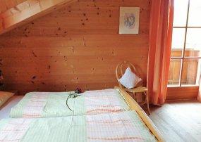 Ferienwohnung für 5 Personen - Bett