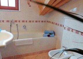Ferienwohnung für 5 Personen - Bad