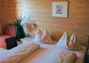 Ferienwohnung für 6 Personen - Bett