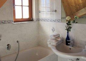 Ferienwohnung für 6 Personen - Bad